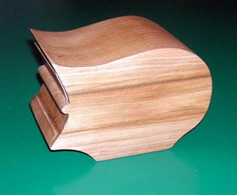 band saw woodworking projects free form band saw box from pallet wood by floridaart