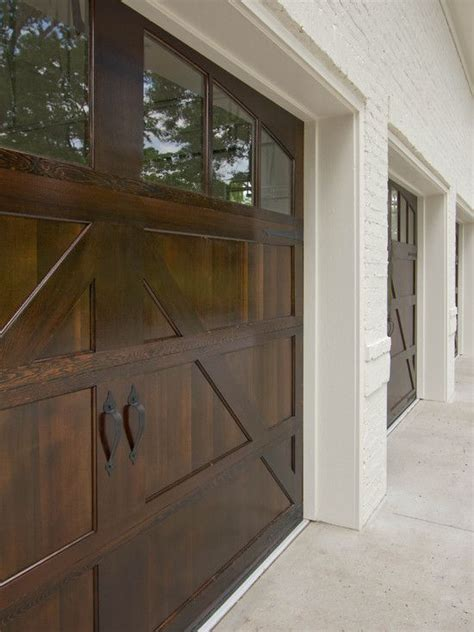 barn door garage door 25 best ideas about painted garage doors on