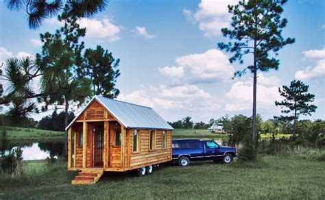 martin house to go lodge on wheels shed heaven