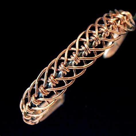 bracelet wire for best 25 copper bracelet ideas on copper wire