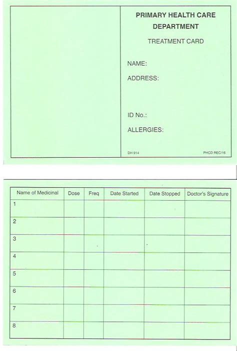how to make health card gzira health centre