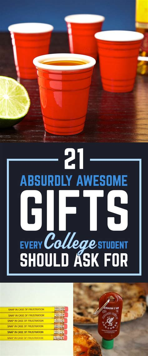 college student gift ideas 21 ridiculously cool gifts college students never knew