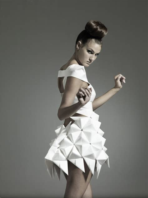 origami in fashion the of origami