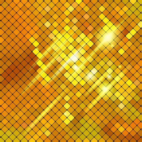 mosaic background yellow mosaic background vector free