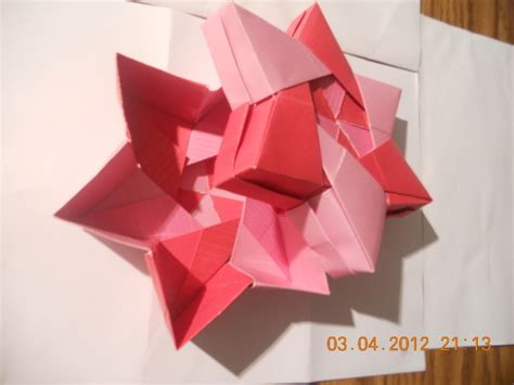 origami six pointed origami 6 pointed 183 an origami shape 183 decorating