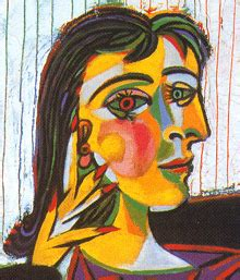 picasso paintings maar picasso s maar seated or and profile how