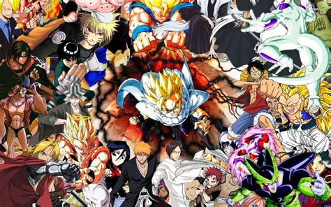 anime heroes all anime wallpapers wallpaper cave