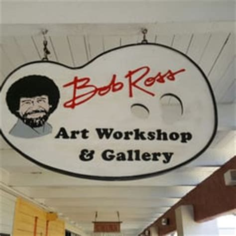 Bob Ross Workshop Gallery Classes 757 E 3rd