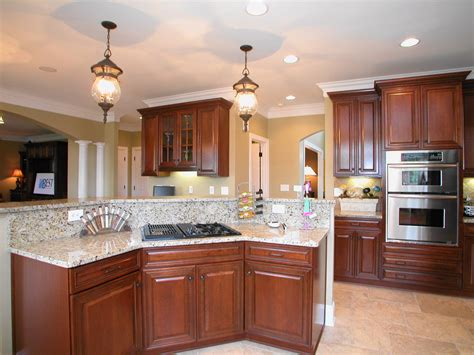 open kitchen island designs open concept kitchen enhancing spacious room nuance traba homes