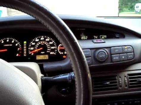 car repair manuals download 2001 mazda millenia interior lighting 2001 mazda millenia youtube
