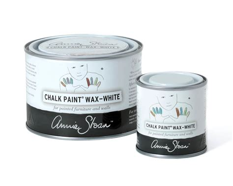 chalk paint buy buy sloan white chalk paint 174 wax
