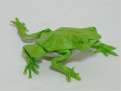 rana origami origami grenouille