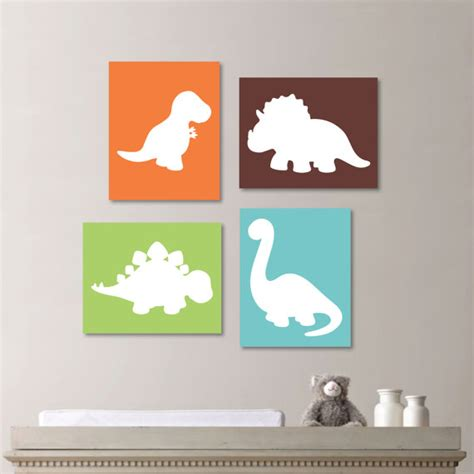 dinosaur nursery decor baby boy nursery boy nursery decor dinosaur nursery