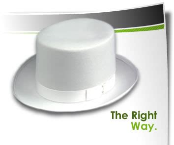 white hat seo and the white hat approach what is white hat seo