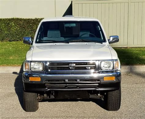 how cars run 1994 toyota xtra interior lighting california original 1994 toyota sr5 pickup 4x4 xtra cab 6 cyl one owner a