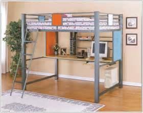 loft bed with desk plans size loft bed with desk plans uncategorized