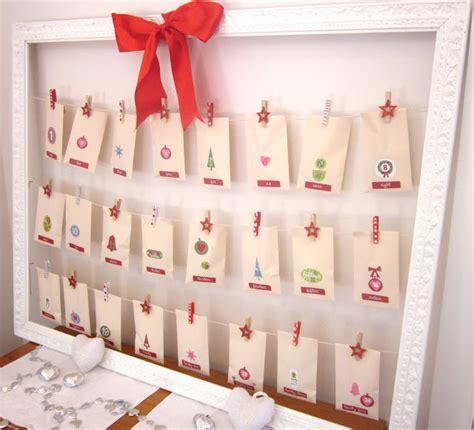 calendar craft for advent calendar craft ideas