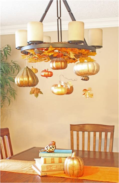 chandelier decorations top 10 diy fall chandelier decorations top inspired