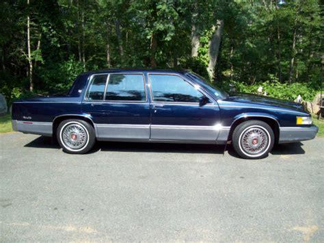 1990 Cadillac Sedan by Near New 1990 Cadillac Sedan 4 Door 4 5l 20 680