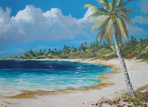 paint island vieques island paintings by nancy armour