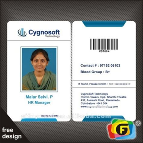 make company id cards free design novelty id photo card size buy photo card