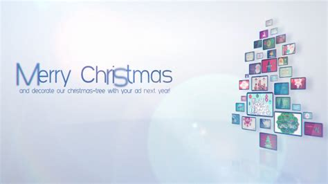 flipping pixel christmas video greeting card by placdarms