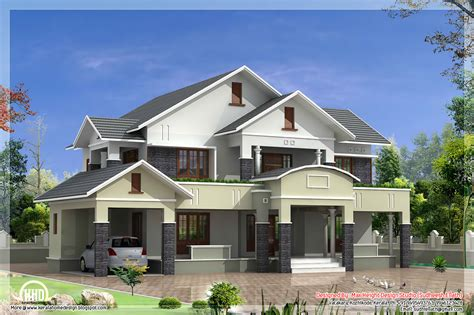 4 room house 4 bedroom sloped roof house in 2900 sq cool design home