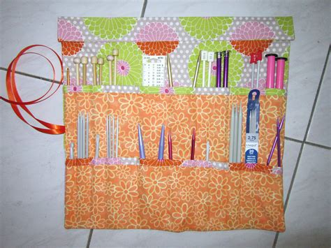knitting organizer knitting needle organizer knitting supplies crochet