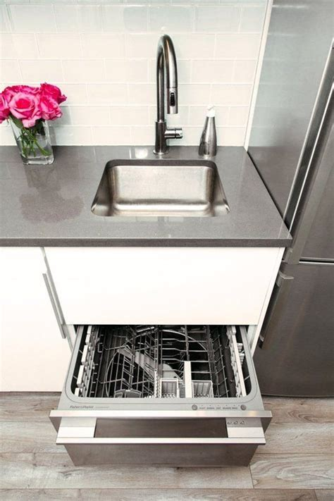 kitchen sink dishwasher 17 best ideas about small dishwasher on
