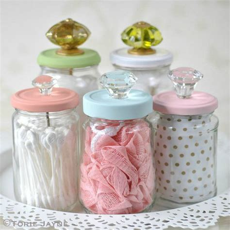 glass jar crafts for diy craft ideas for recyclable glass jars