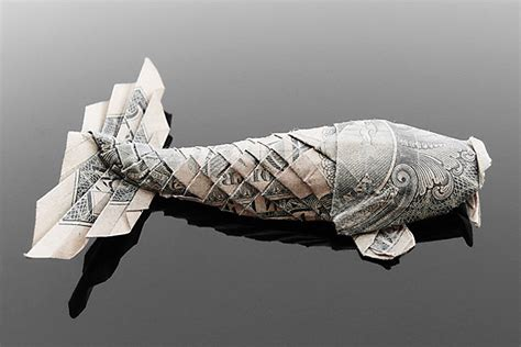 amazing origami craig folds five manipulates money into amazing origami