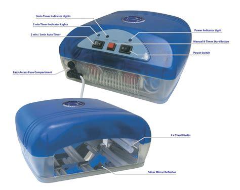 warehouse nail spa lechat ultra velocity uv l 36 watts 110v