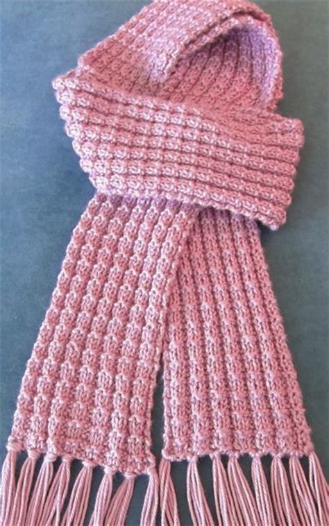 easy knit stitches best 25 knit scarves ideas on knitting