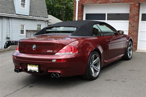 2007 Bmw Convertible by 2007 Bmw M6 Convertible For Sale