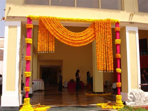 flower home decoration exciting indian wedding decoration ideas for homes