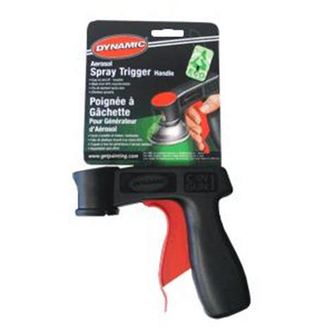 Dynamic Paint Spray Can Trigger Handle Home Hardware