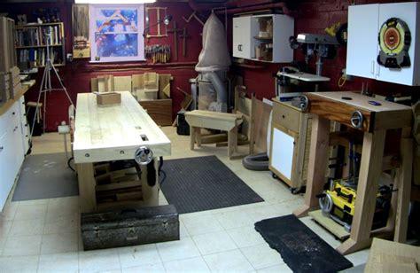 woodworking garage small garage woodworking shop diywoodplans