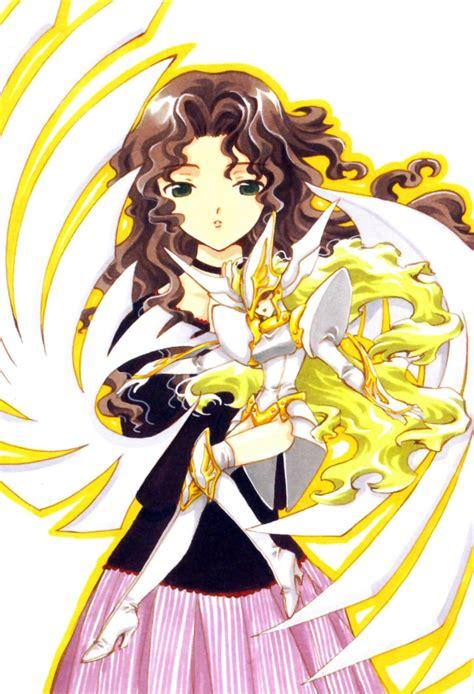 angelic layer angelic layer shuko and athena minitokyo
