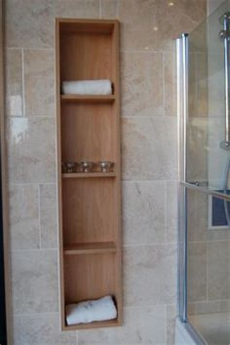 recessed shelving bathroom 1000 images about recessed shelving on