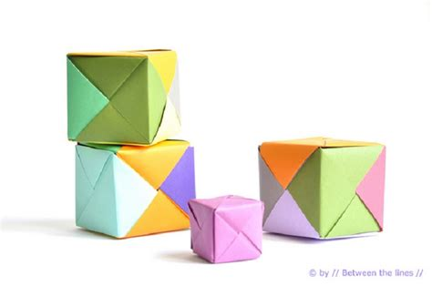 how to make a origami cube top 10 tutorials on how to origami top inspired