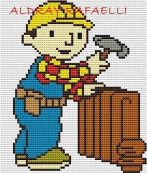 bob the builder knitting pattern 1000 images about bob der baumeister on bob