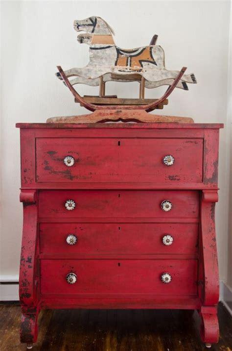 muebles pintados con chalk paint sloan mueble pintado con chalk paint roja mis favoritos