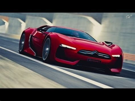 Citroen Gt Top Speed by Gt6 Gt By Citroen Lm Road Car Top Speed Setup 487km H