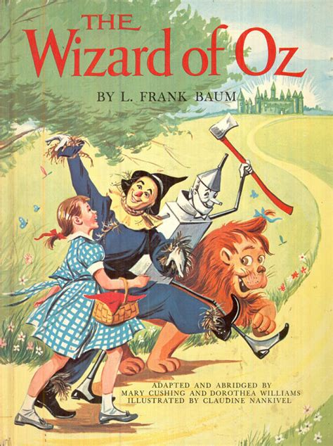 the wizard of oz picture book vintage wizard of oz vintage book frank baum illustrated