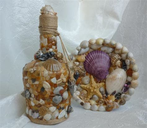 shell craft for 40 sea shell and crafts adding charming accents to