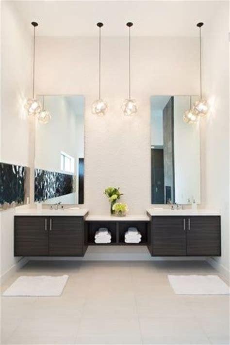 contemporary bathroom light 25 creative modern bathroom lights ideas you ll