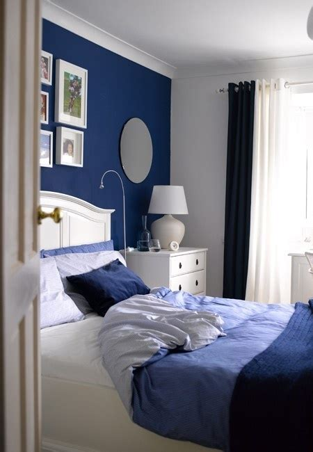 white and blue bedroom designs 39