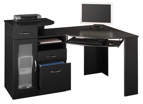 large black computer desk build corner computer desk plans