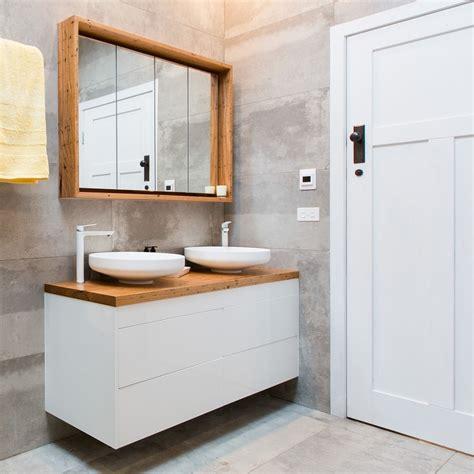 bathroom vanity bench recycled timber top vanity bench desk the block shop