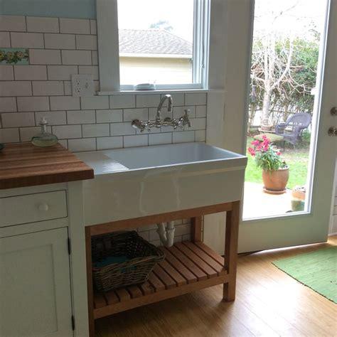 freestanding kitchen sinks 25 best ideas about freestanding kitchen on